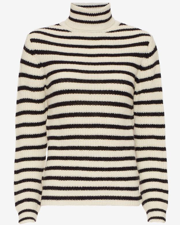 IRO Seely Striped Turtleneck_1
