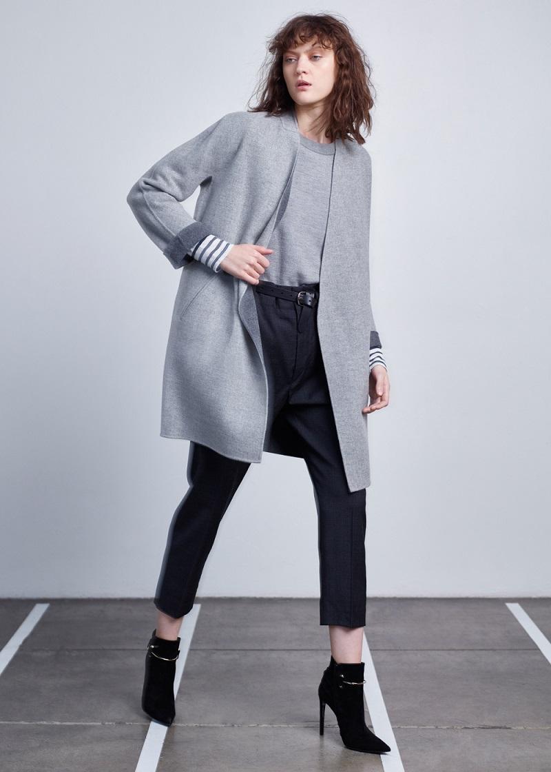Isabel Marant Fiji Cashmere Silk Sweatshirt