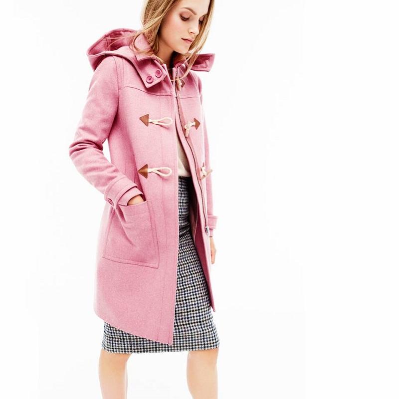 J.Crew Toggle coat