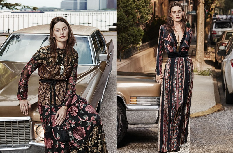 Lanvin Paneled metallic fil coupé crepe and silk-blend chiffon maxi dress