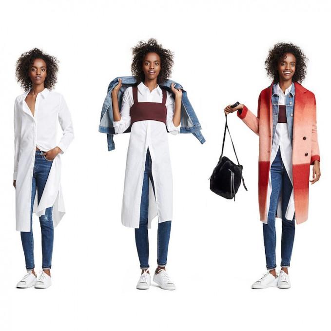 Layering Clothing Fall 2015
