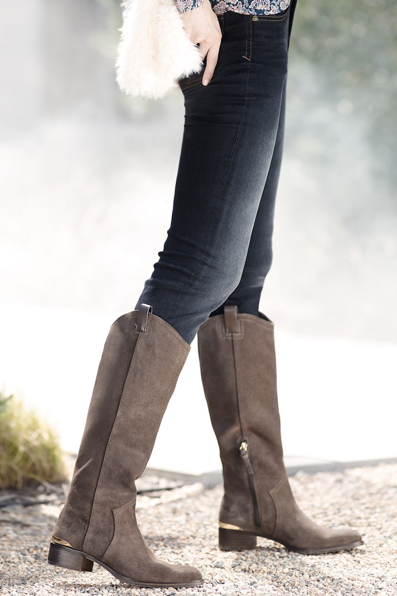Louise et Cie Zada Knee High Riding Boot
