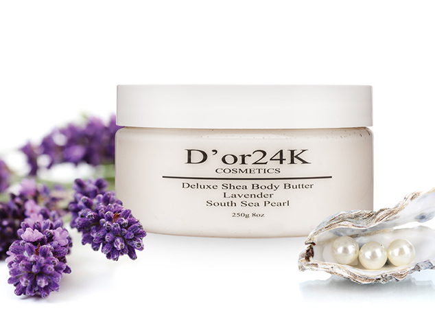Luxury Beauty feat. D'OR 24K at MYHABIT