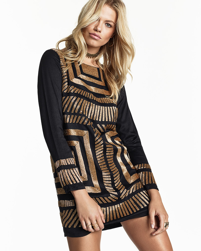 Mara Hoffman SU2C x REVOLVE Satin Embellished Dress