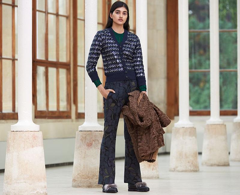 Marc Jacobs sequin embellished cardigan