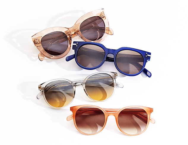 New Markdowns Designer Eyewear feat. Céline at MYHABIT
