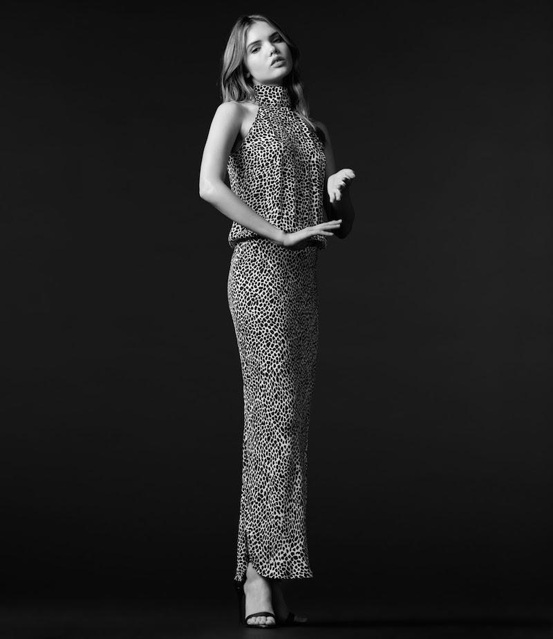 Nili Lotan Georgette Gown