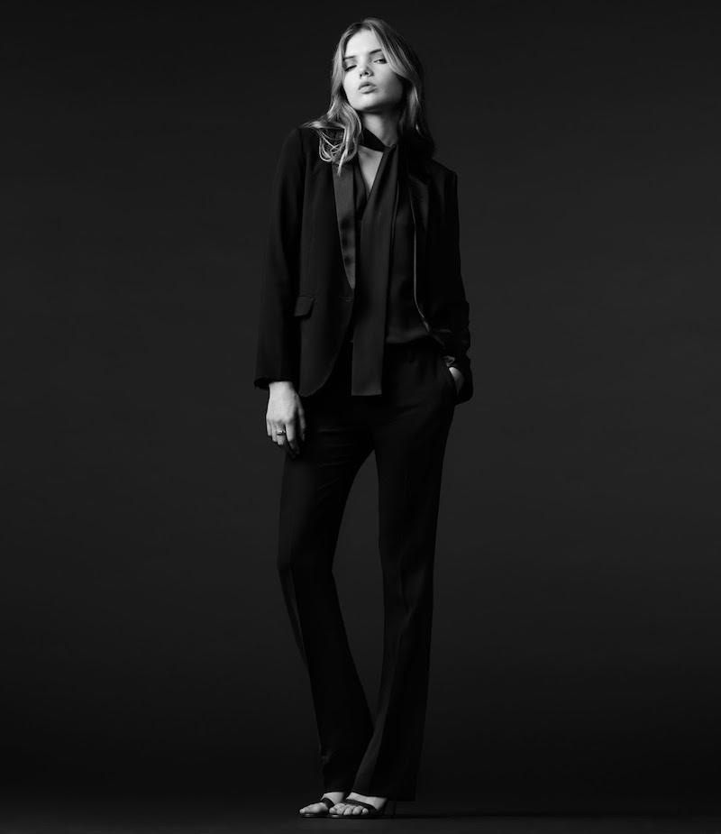 Nili Lotan Left Bank Blazer