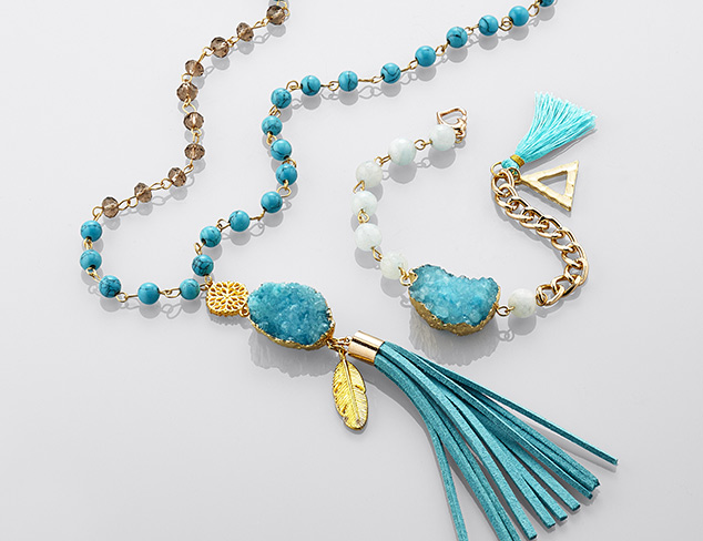Now Trending Tassel Jewelry at MYHABIT