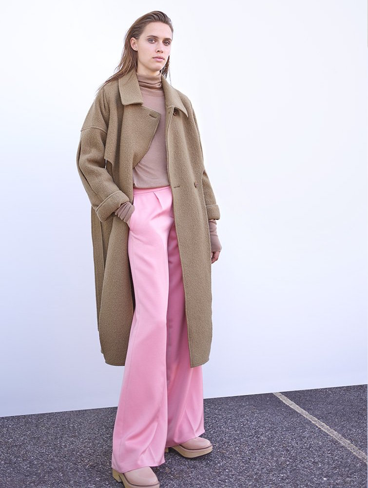 O'2nd Muse 2 Wide Leg Trousers