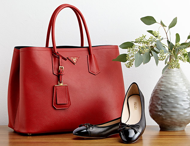 Prada Shoes & Handbags at MYHABIT