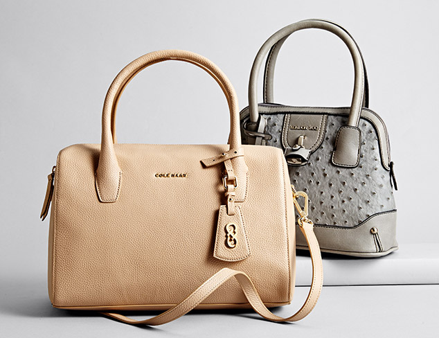 Pretty & Polished Structured Totes & More at MYHABIT