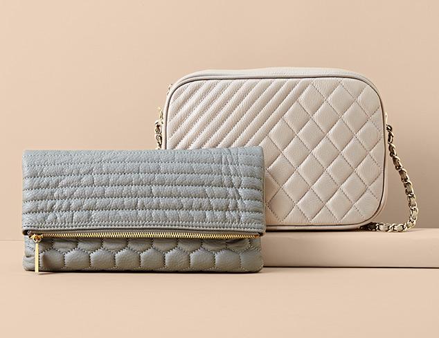 Quilt Trip Handbags at MYHABIT
