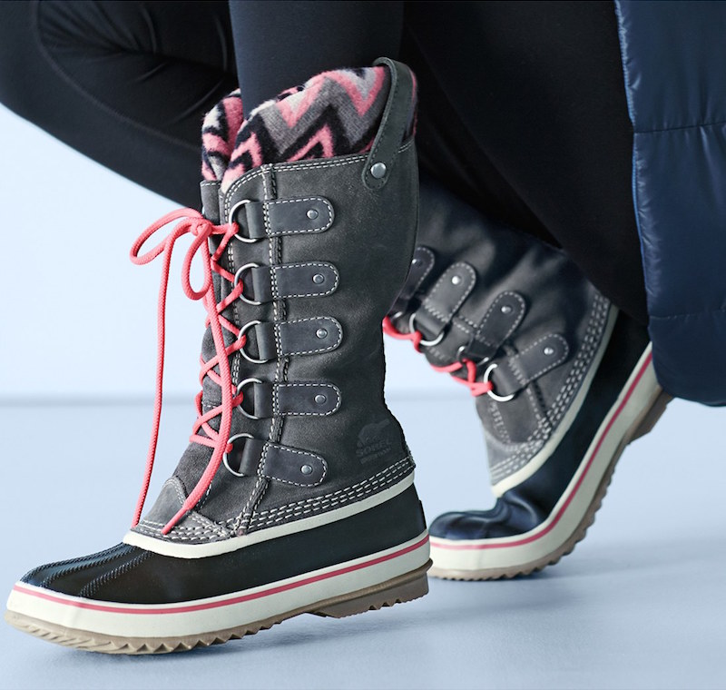 SOREL Joan of Arctic Knit II Waterproof Boot