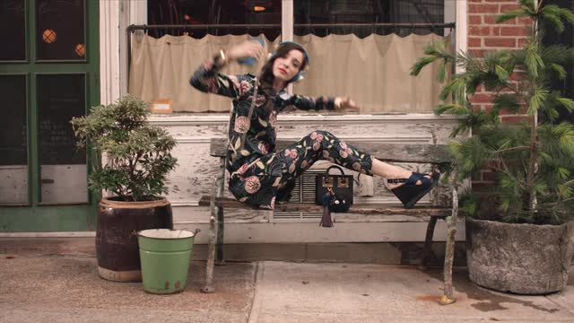 Saks Fifth Avenue Fall 2015 Fashion Film feat. Emma Dumont_3