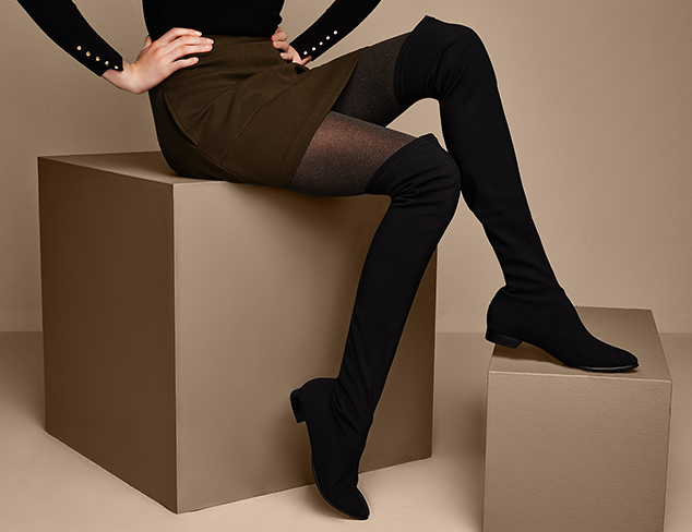 Seasonal Style Tall Boots at MYHABIT