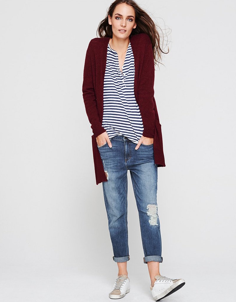 Siwy Amy High Rise Girlfriend Jeans