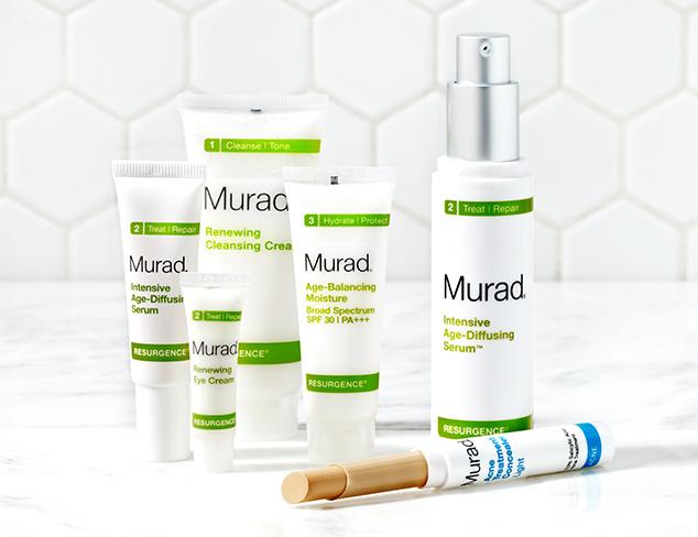 Splurge-Worthy Skincare feat. Murad at MYHABIT
