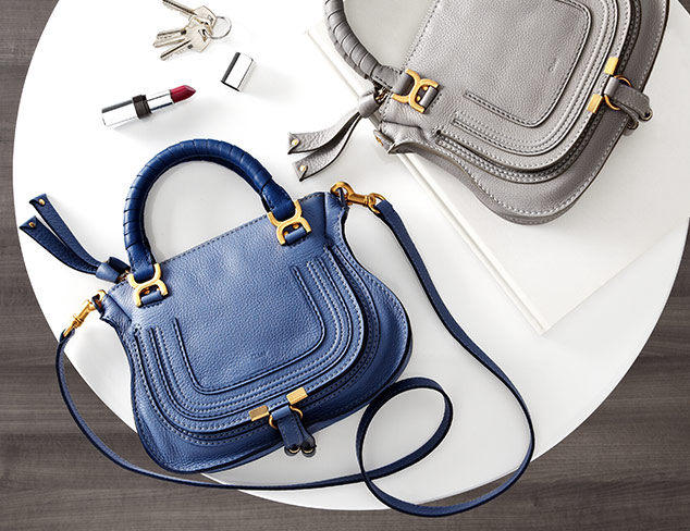 Splurge a Little Designer Handbags at MYHABIT