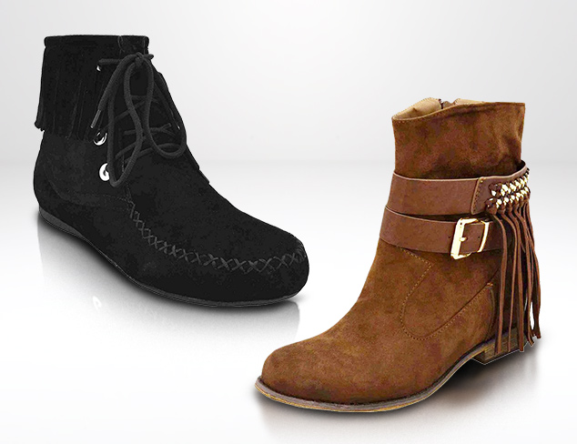 Step into Fall Jacobies Shoes at MYHABIT