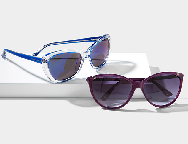 Sunglasses & Eyewear feat. Michael Kors at MYHABIT