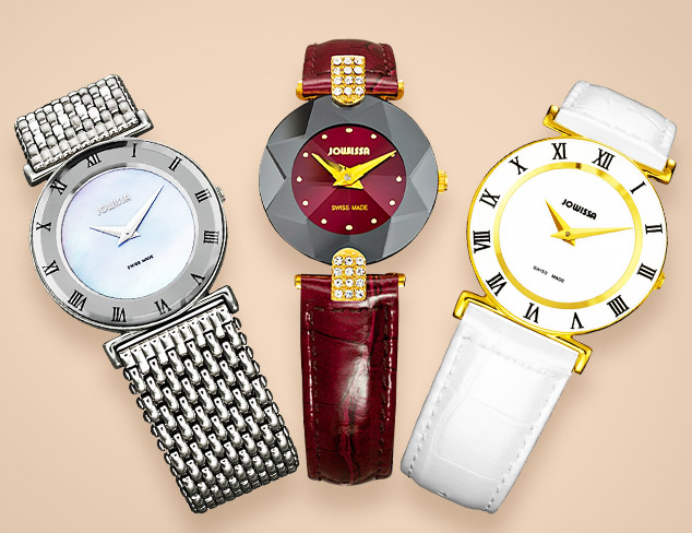 Swiss Made Jowissa Watches at MYHABIT