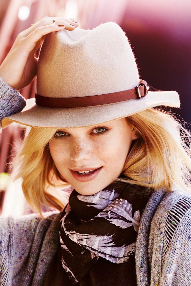 T+C by Theodora & Callum Wool Panama Hat
