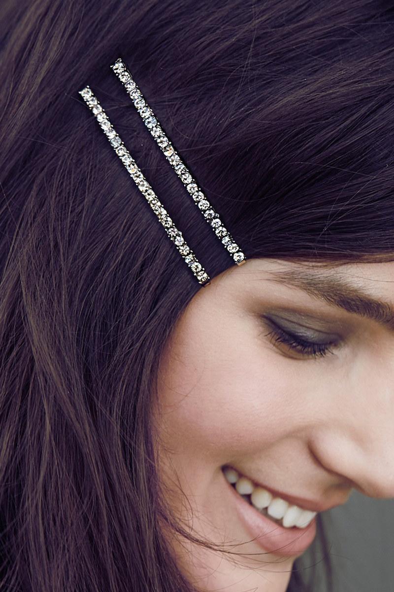 Tasha Glamour Crystal Bobby Pin