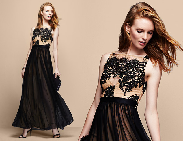 The Dress Shop Evening Elegance at MYHABIT