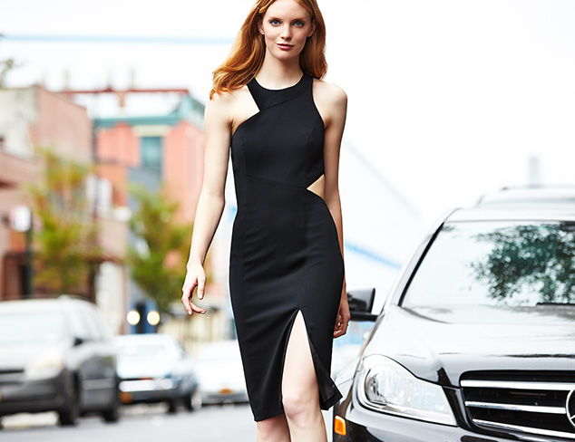 The Dress Shop The Classic LBD at MYHABIT