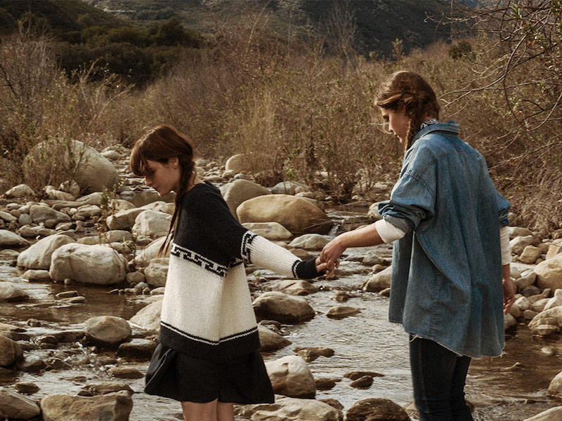 The Great. The Lodge Knit Sweater