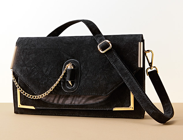 The Look for Less Handbags feat. Nila Anthony at MYHABIT