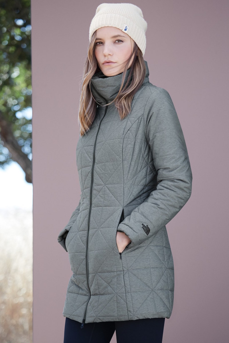 The North Face Arlayne Insulated Quilted Parka