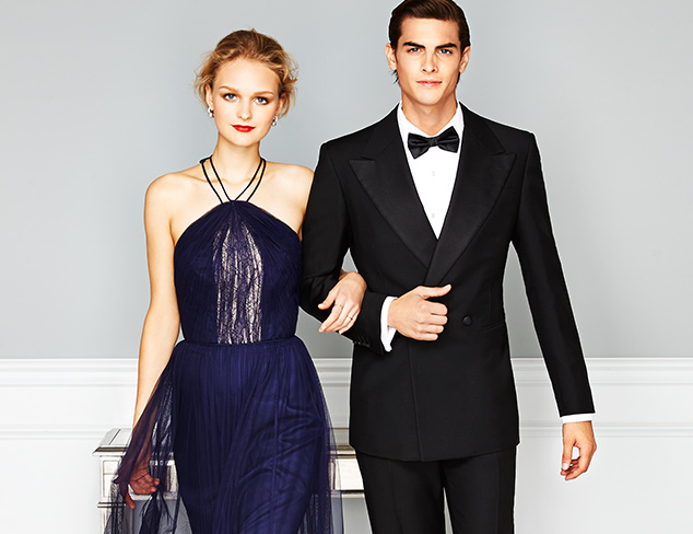 The Wedding Guest Black Tie at MYHABIT