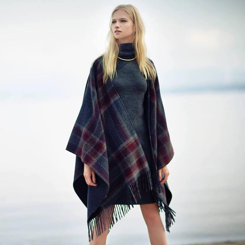 Theory Tajello Delfin Houndstooth Dress