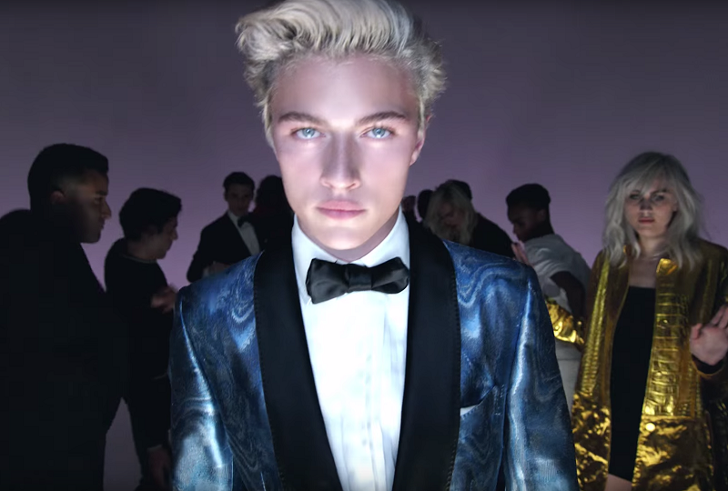 Tom Ford Spring Summer 2016 Runway Video Feat. Lucky Blue Smith
