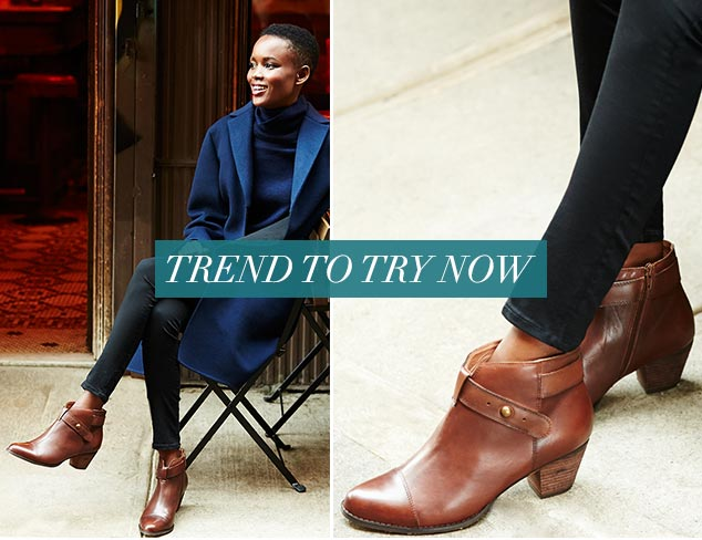 Trend to Try Now All About the Boot at MYHABIT