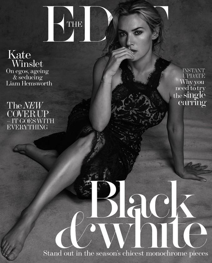 True Grit Kate Winslet for The EDIT