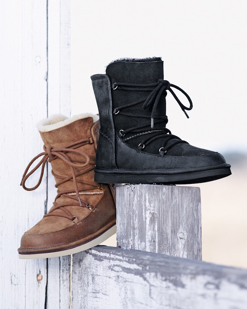 UGG Australia Lodge Water Resistant Lace Up Boot