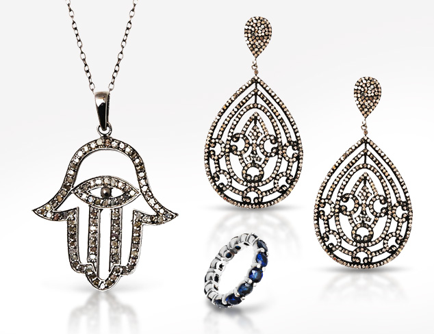 Up to 80 Off Lori Kassin Diamond & Gem Jewelry at MYHABIT