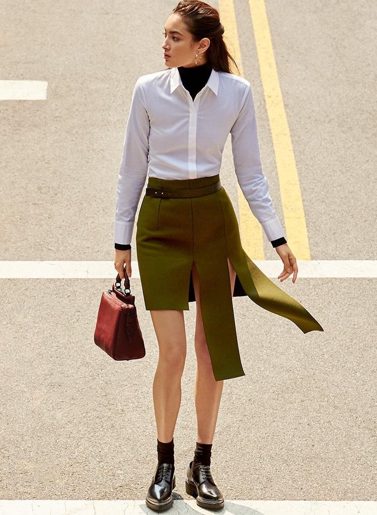 Victoria Beckham Straight Shirt