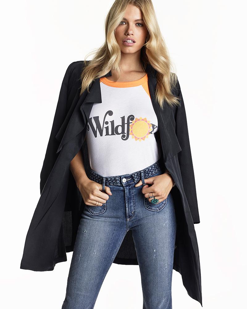 Wildfox Couture SU2C X REVOLVE Always Sunny '79 Raglan