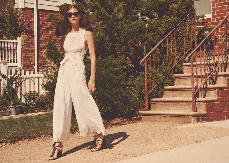 Zimmermann Empire Virtue Jumpsuit