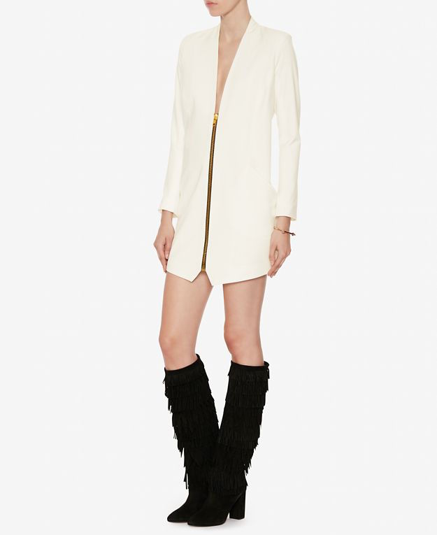 mason by michelle mason Jacket Dress