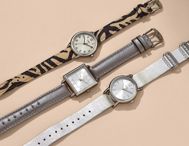 $19 & Up Classic Watches feat. Timex at MYHABIT