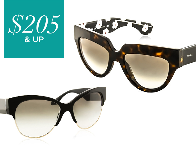 $205 & Up Prada Sunglasses at MYHABIT