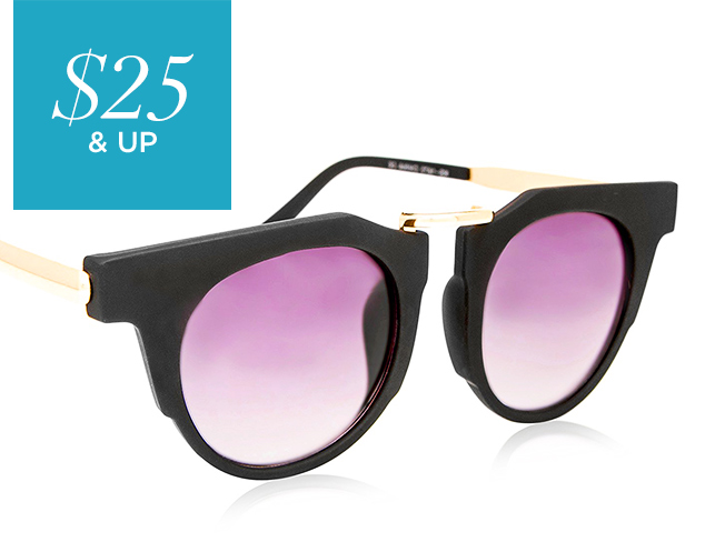 $25 & Up Aprés Ski Sunglasses at MYHABIT