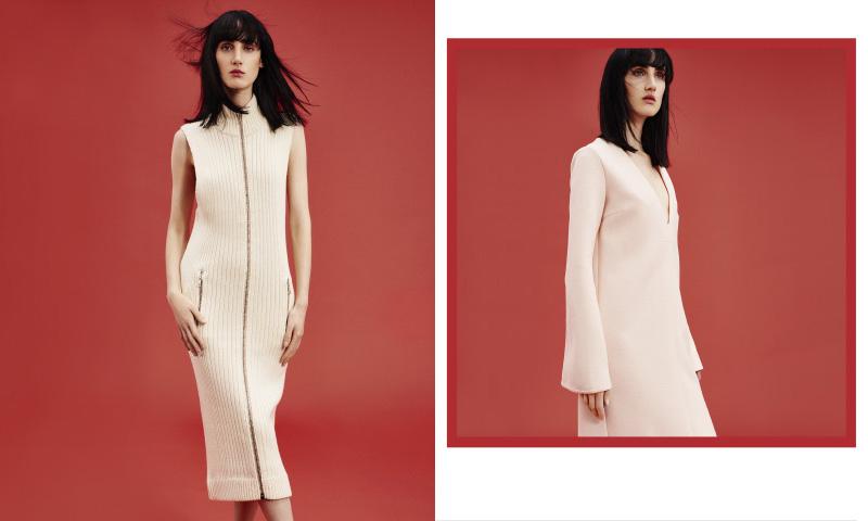 Acne Studios Benita Wool Dress
