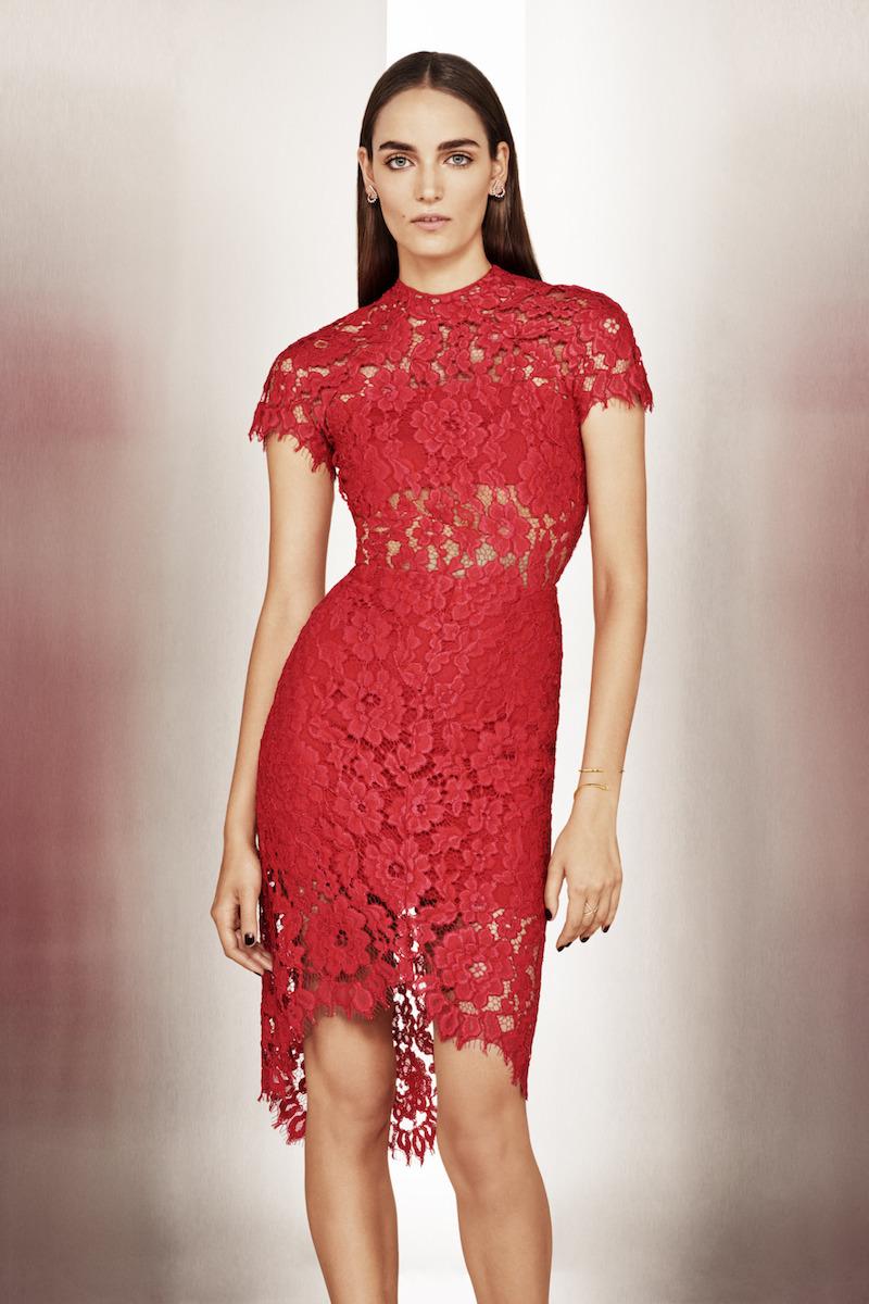 Alexis Elsen Lace Dress
