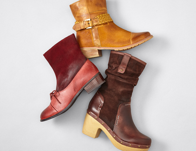 Antelope & More Boots & Shoes at MYHABIT